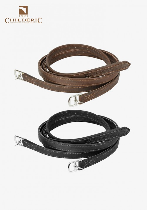 Luc Childéric - Jumping Stirrup Leathers