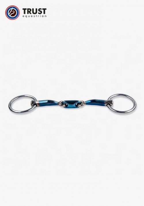 Trust - Sweet Iron Loose Ring Eliptical