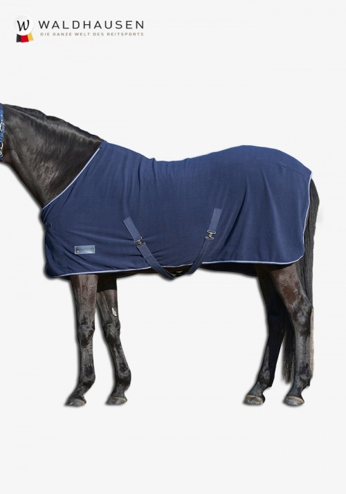 Waldhausen - ECONOMIC Fleece Rug with Cross Straps