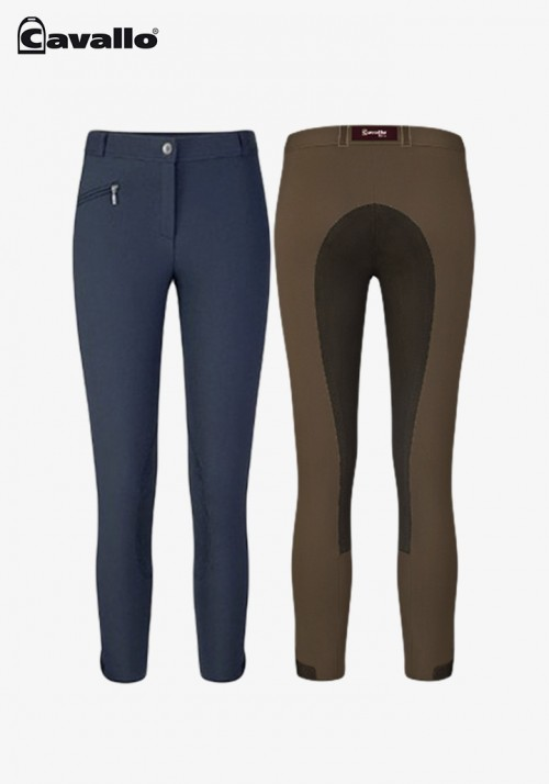 Cavallo - Kinder Full Seat Breeches Carina