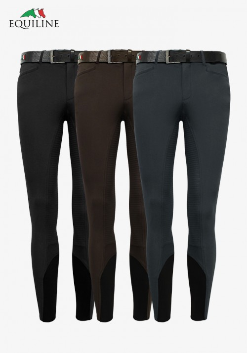 Equiline - Winter Men's Full Grip Breeches Walter