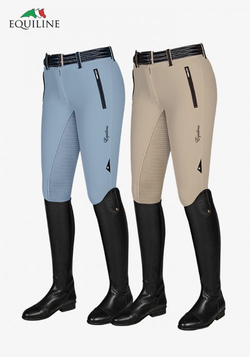 Equiline - Women's Full Grip Breeches Angy