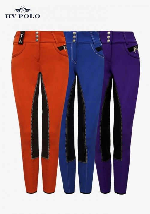 HV Polo - Women's Full-Seat Breeches Lolazo II