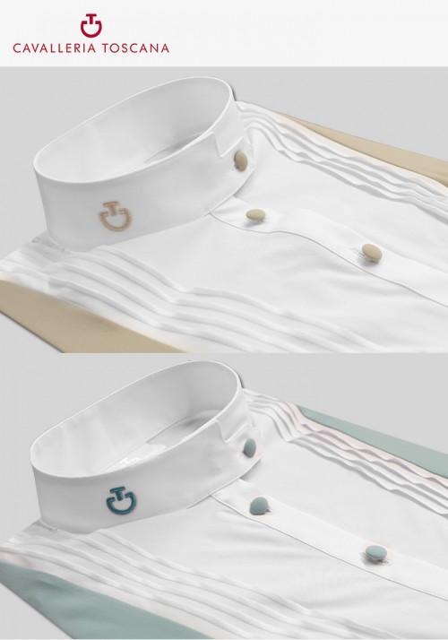Cavalleria Toscana - Techn Shirt W/BIB S/S