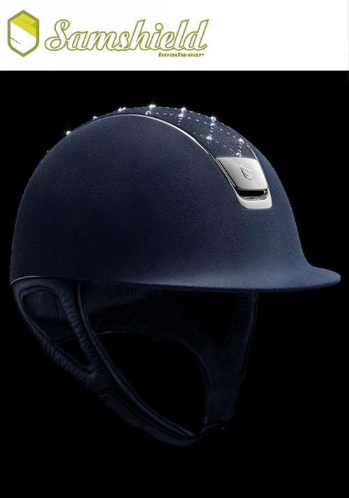 Samshield - Riding Helmet Premium alcantara