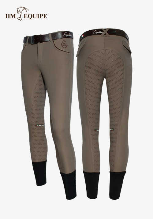 HM Equipe - Men's Full-grip Breeches David