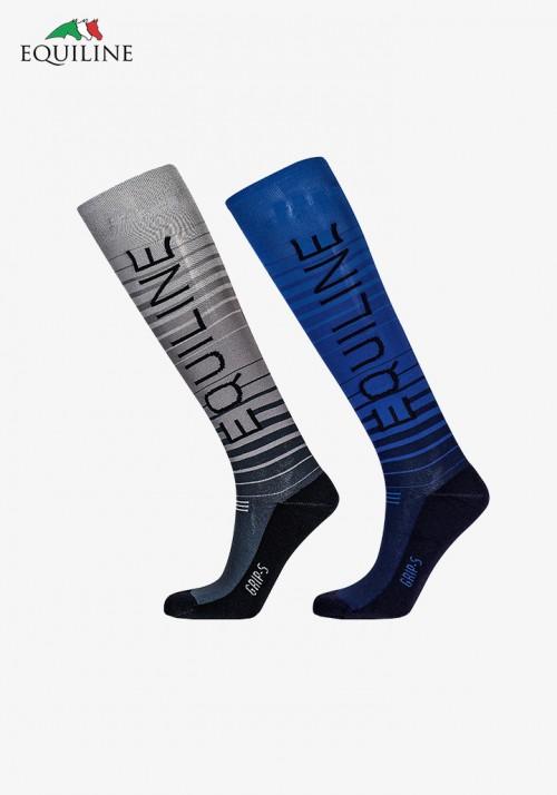 Equiline - Unisex socks Quartz