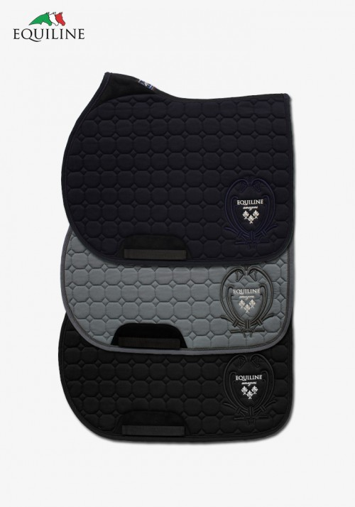 "Equiline - saddle pad ""Ajuga"" SET"