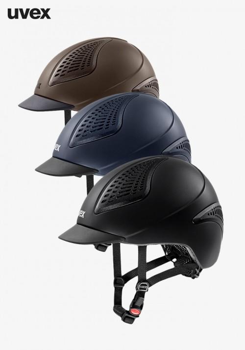 UVEX - Riding helmet Exxential II