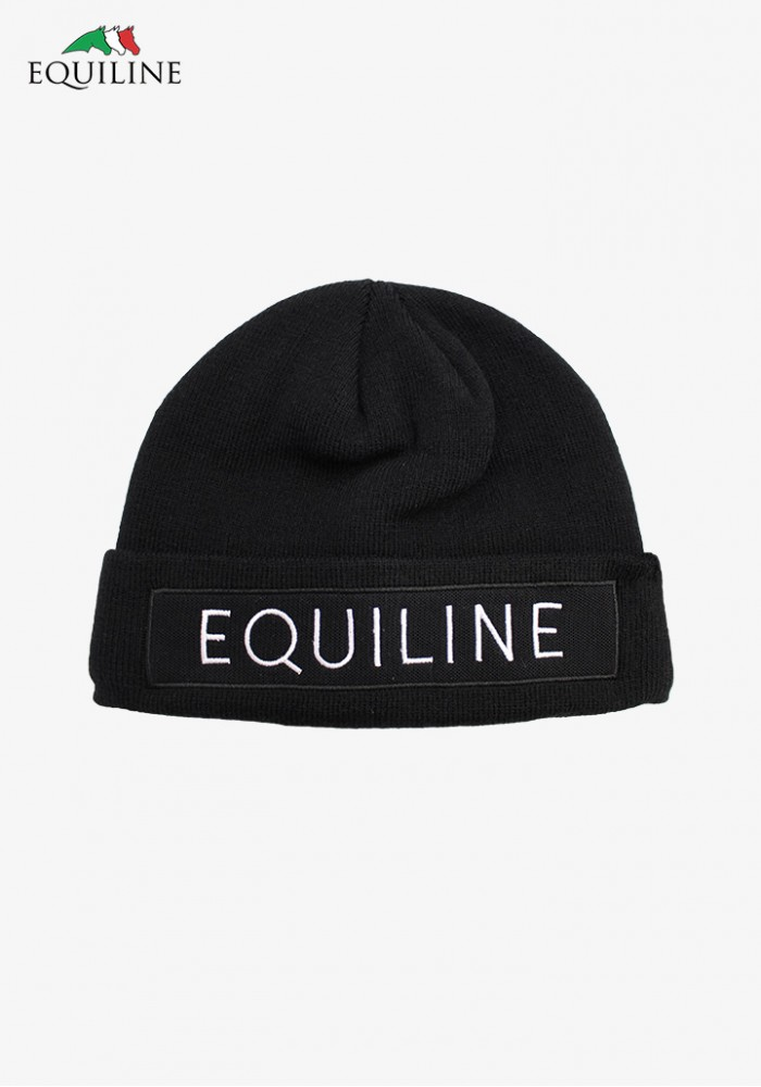 Equiline - Unisex Hat with Emb Coal