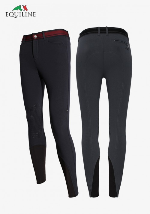 Equiline - Men's Knee Grip Breeches William