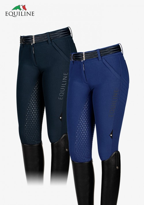 Equiline - Women's Full Grip Breeches Colorshape