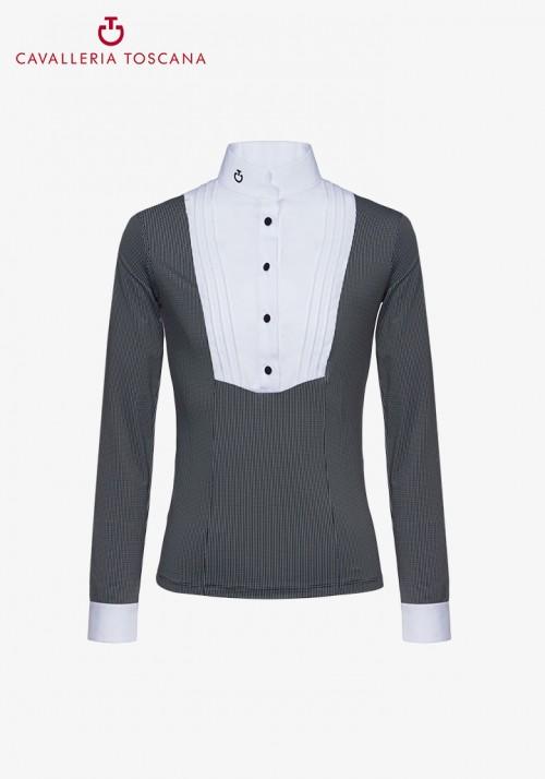 Cavalleria Toscana - Young rider shirt W/bib