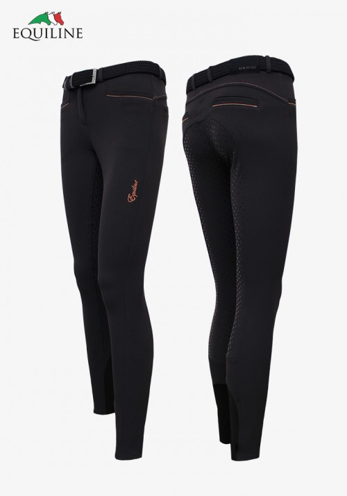 Equiline - girl's and  Women's Full Grip Breeches Alice