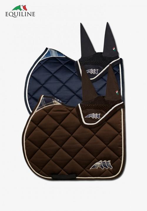 """Equiline - saddle pad """"Tartan"""" SET"""
