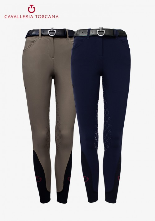Cavalleria Toscana - CT Full Grip Breeches