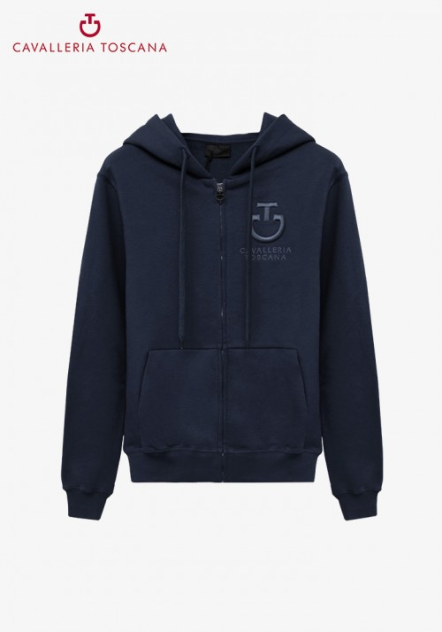 Cavalleria Toscana - CT Hooded Sweatshirt