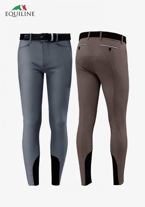 Equiline - Summer Men's Knee Grip Breeches Coleman