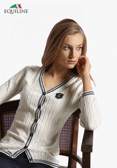 Equiline - Women's riding cardigan Abbie