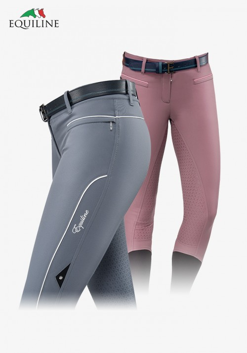 Equiline - Women's Full Grip Breeches Eilise