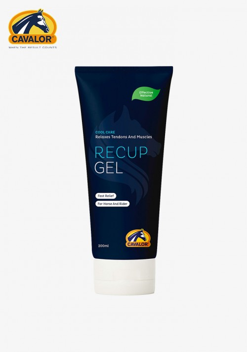 Cavalor - Recup Gel, 200ml
