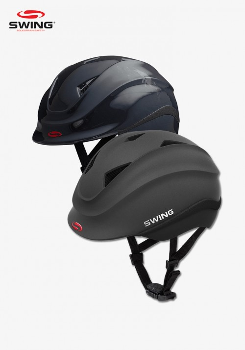 Swing - Riding Helmet for Children K4