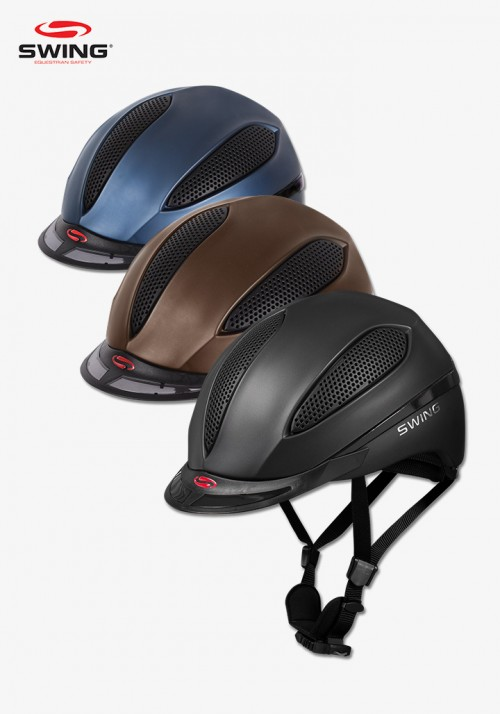 Swing - Riding Helmet H16 pro
