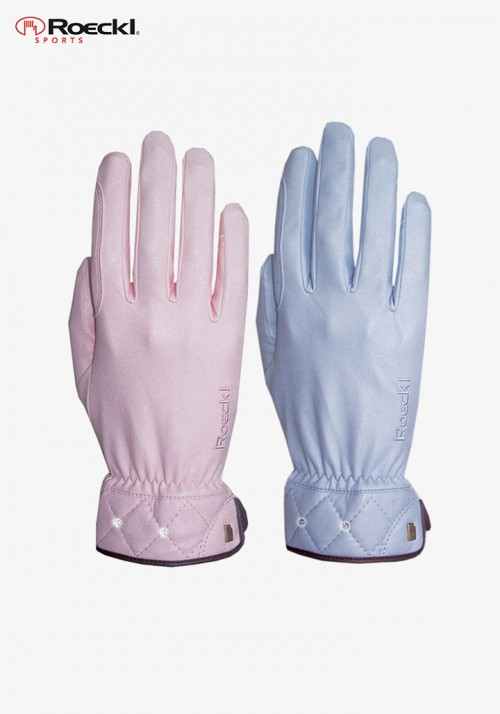 Roeckl - Riding Gloves Suprema Ladies Swarovski
