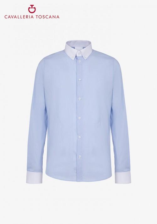 Cavalleria Toscana - Men's Shirt Guibert L/S