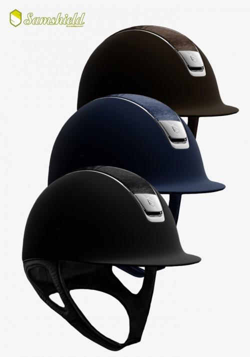 Samshield - Riding Helmet Shadowmatt Shimmer
