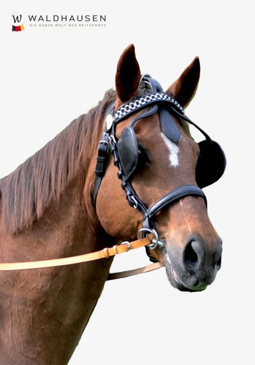 Waldhausen - Bridle with Blinkers