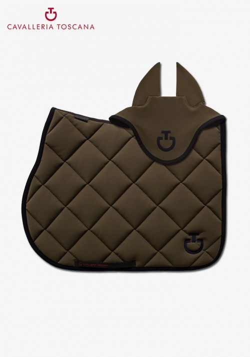 Cavalleria toscana - Jersey Quilted Rhombi Saddle Pad