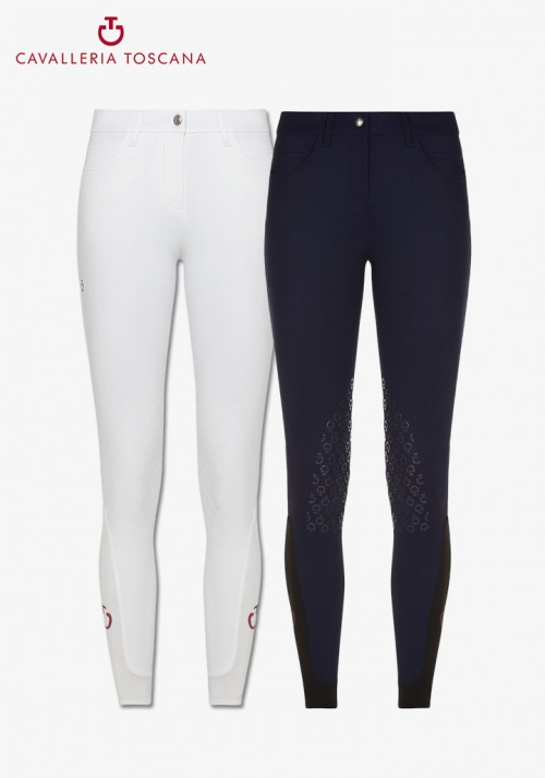 Cavalleria Toscana - Women's Knee Grip Breeches New Grip System