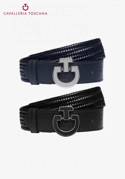 Cavalleria Toscana - CT Woman Buckle Belt