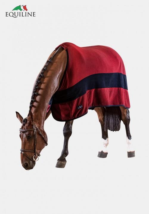 Equiline - Fleece horse blanket Detach. Surc. Steve