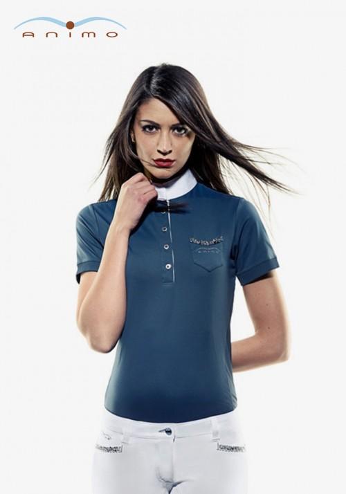 Animo - Competition short sleeve shirt Birbi