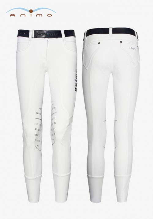 Animo - Women's Full Grip Breeches Neon