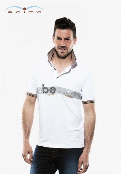 Animo - Men's Polo Shirt Amor