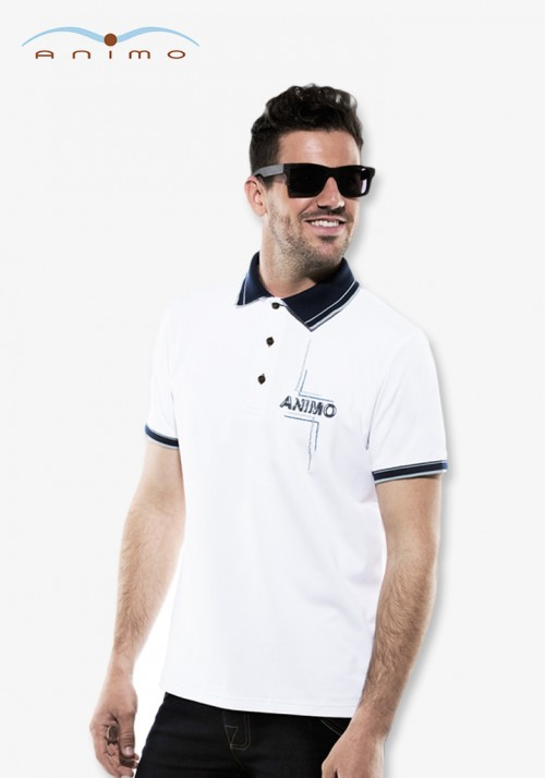 Animo - Men's Polo Shirt Alves