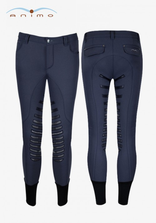 Animo - winter Men's Full-Seat Breeches Mix