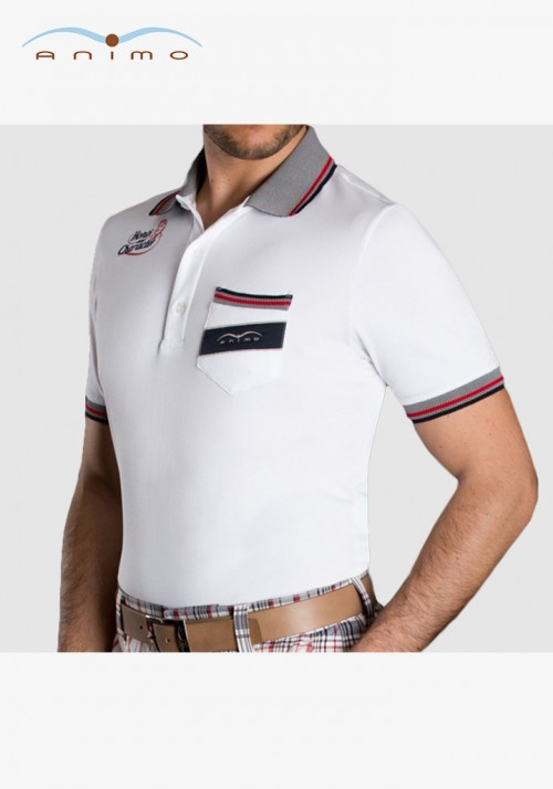 Animo - Men's Polo Shirt Aviator