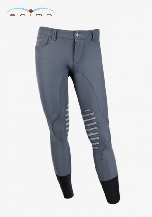 Animo - winter Men's Knee-Seat Breeches Mix