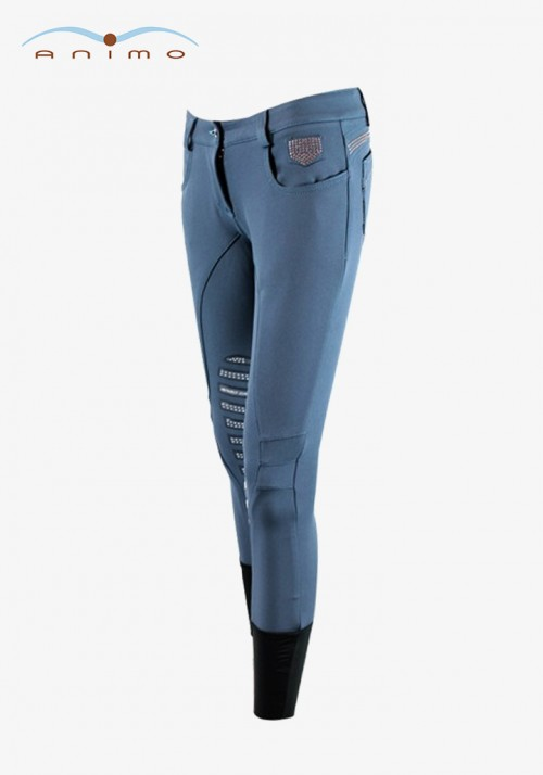 Animo - Women's Winter Knee-grip Breeches Nedy