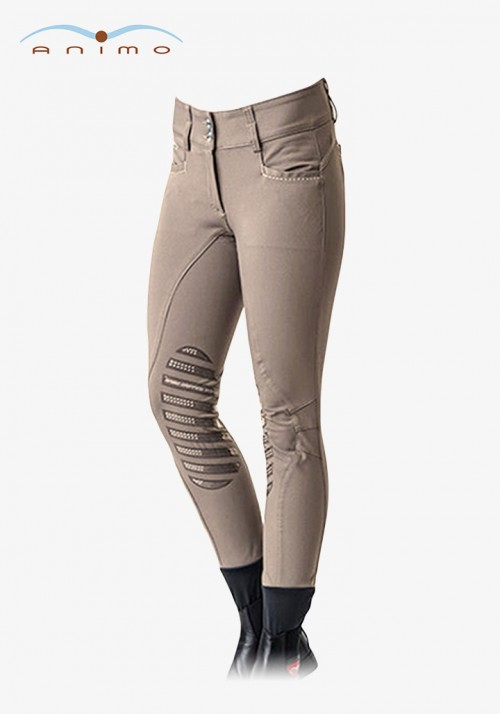 Animo - Women's Knee-Patch Breeches Noguarda