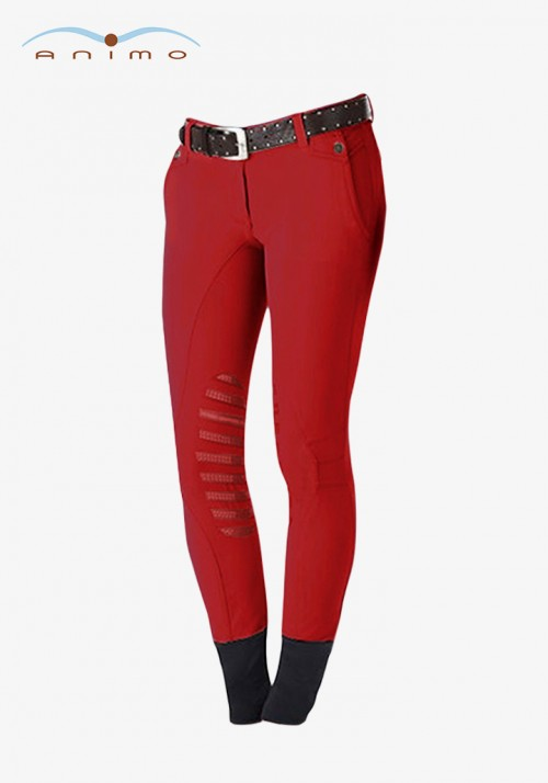 Animo - Women's Grip Knee-Patch Breeches Nolook