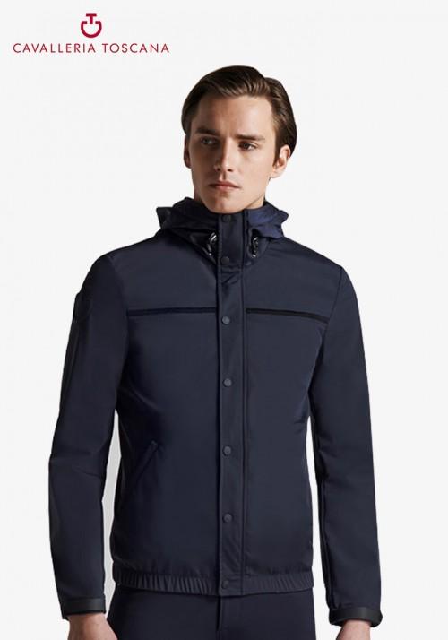 Cavalleria Toscana - Men's Tech Mesh Puffer Jacket