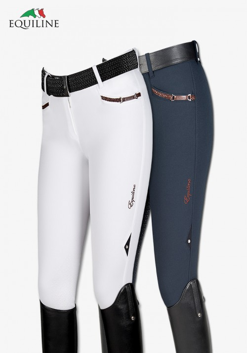 Equiline - Women's Knee-grip Breeches Geneva
