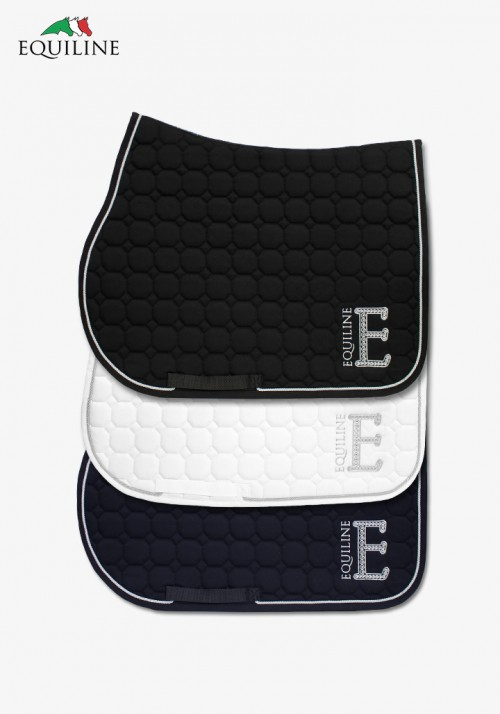 "Equiline - saddle pad ""Emerald"""