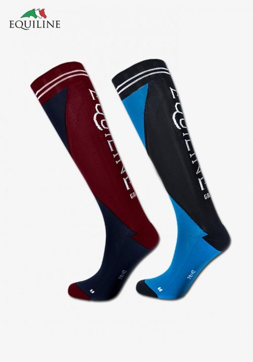 Equiline - unisex socks Malard