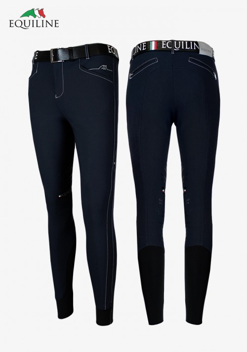 Equiline - Men's Knee Grip Breeches Gerard